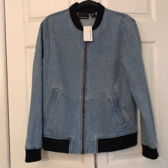 2889520d8 American Apparel Denim Day Jacket NWT